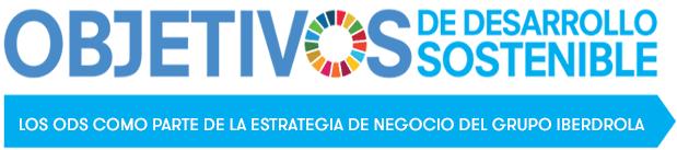 Objetivos de Desarrollo Sostenible. Los ODS como parte de la estrategia de negocio del grupo Iberdrola.