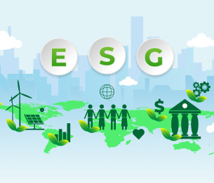 Leaders in ESG.